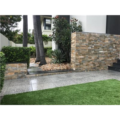 Natural Feature Stone Panels Walling
